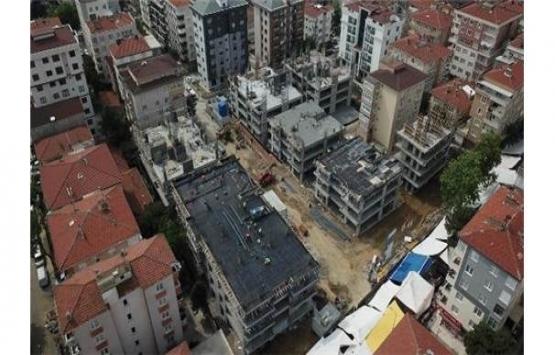 Kartal'da yeni binalar