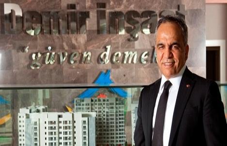 Demir İnşaat İzmir ve İstanbul'a 600 milyon liralık 4 proje yapacak!