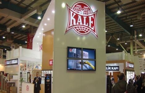 Kale Holding, 2015 Pencere Fuarı'nda ürünlerini sunacak!
