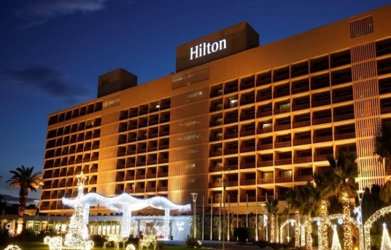 Hilton Türkiye'de 100