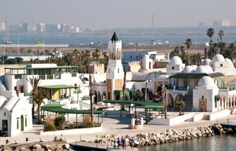 Tunus Türkiye'deki otel