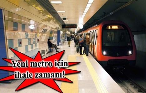 Kabataş-Mecidiyeköy-Mahmutbey metro hattı