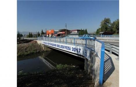 Kocaeli İlk Adım Köprüsü tamamlandı!