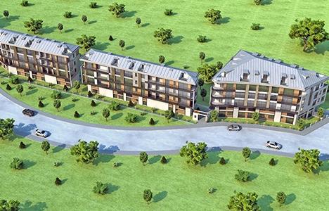 Pine Homes Göktürk fiyatları 450 bin TL'den başlıyor!