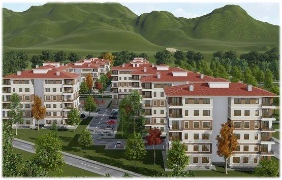 TOKİ'den Burdur'a 385