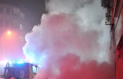 Adıyaman Üniversitesi Tıp Fakültesi Hastanesi'nde yangın!