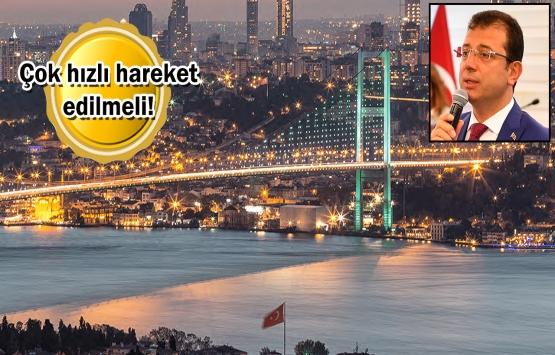 Ekrem İmamoğlu'ndan İstanbul depremi için seferberlik çağrısı!