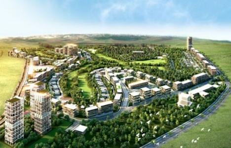 Ankara Golfkent'te daireler