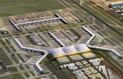 3. havalimanı, 'ilk'lerle Avrupa'ya fark atacak!