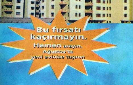 1998 yılında Halkalı'da