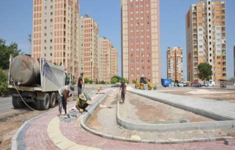 Antalya Kepez Gazi Mahallesi'ne yeni park yapılacak!