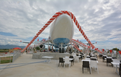 Balıkesir Airbus Restaurant