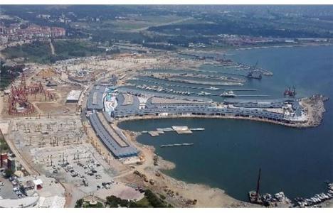 Viaport Marina'nın otel ve akvaryumu 2016'da açılacak!