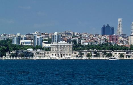 Beşiktaş'ta konut metrekare