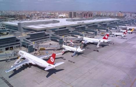 Atatürk Havalimanı'nda taksi