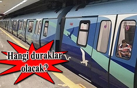 İkitelli Ataköy metro