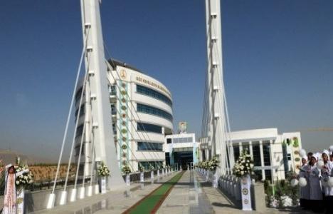 Türkmenistan sağlık yatırımlarıyla