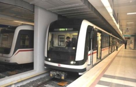 İzmir metrosu toplu