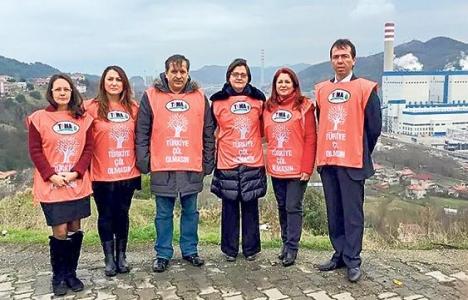 Zonguldak Çatalağzı'ndaki yeni santrallere dur denilmeli!