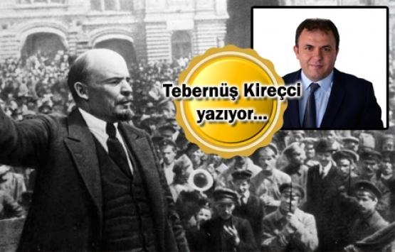 Lenin Türkiye'de yaşıyor olsaydı doların yükselmesini mi isterdi? Düşmesini mi?