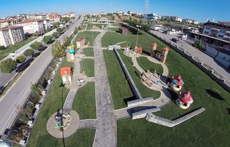 Kocaeli Fatih Sultan Mehmet Parkı'nın yüzde 70'i tamamlandı!