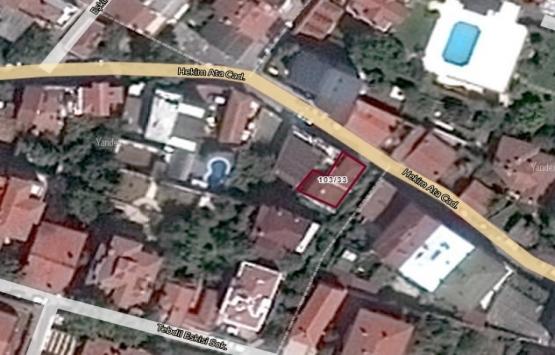 Sarıyer Mirgün'de 10 milyon TL'ye icradan satılık bina!