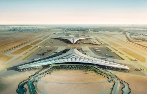 Kuveyt'in yeni terminali