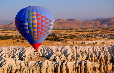 Kapadokya bölgesinde Ramazan