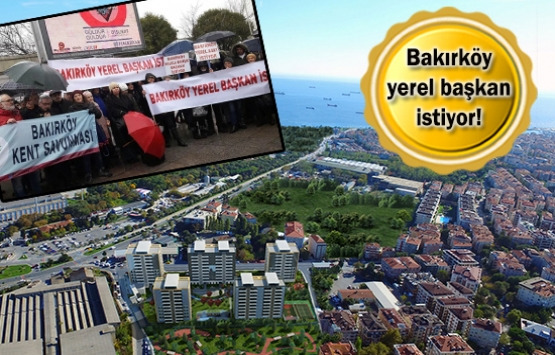 Bakırköy'de 'insan odaklı