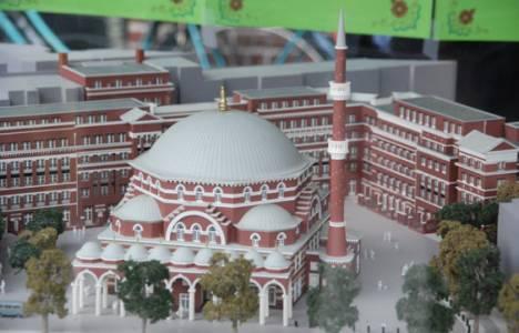 Amsterdam'a Süleymaniye Camii'nin