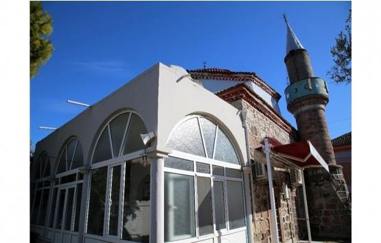 Ayvalık Kadı Camii restore ediliyor!