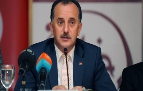 Lokman Çağrıcı: İstanbul'un en büyük meydanını inşa edeceğiz!