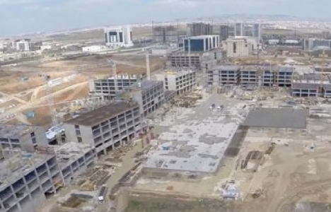 Şehir hastanesi inşa