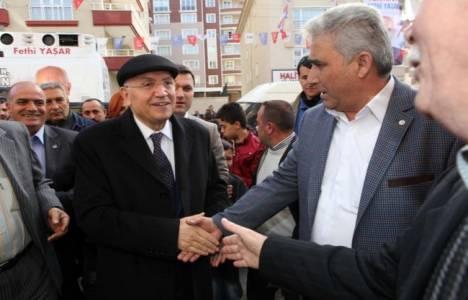 Fethi Yaşar Kaletepe'ye kentsel dönüşüm startını verdi!
