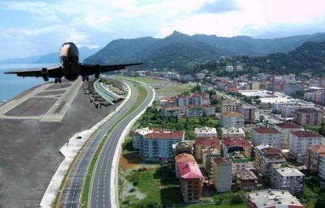 Başbakan, Rize havaalanı için vekillerden rapor istedi!