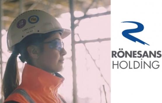 Rönesans Holding'den Dünya Kadınlar Günü'ne özel video!