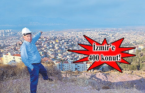 İzmir Körfez Evleri projesi geliyor!