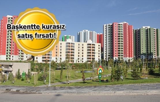 TOKİ Ankara İncek 2. Etap başvuruları başladı!