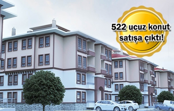 TOKİ'den 348 TL