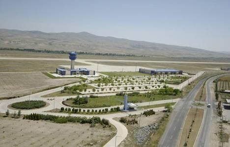 Kapadokya Havalimanı çevre dostu seçildi!