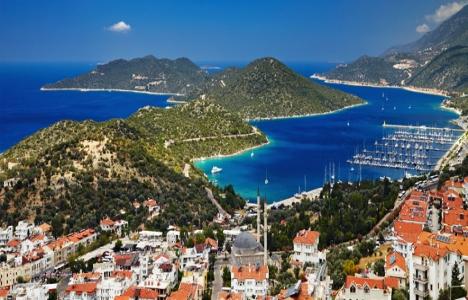 Antalya'da 5,7 milyon