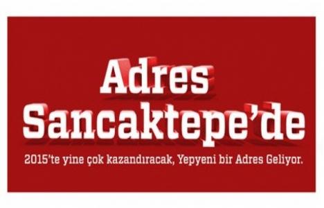 Dumankaya Adres Sancektepe'de satışlar başlıyor!