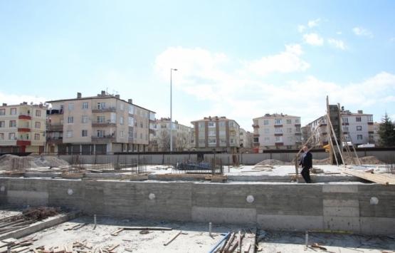 Kayseri Kocasinan'a yeni sosyal tesis inşa edilecek!