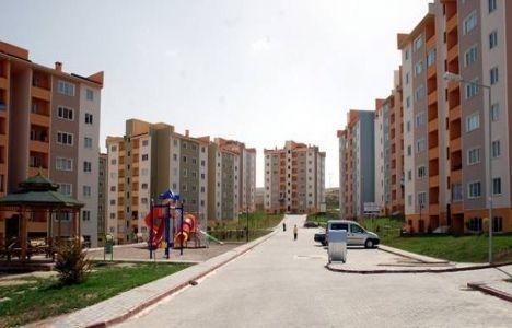 TOKİ Konya'da bin