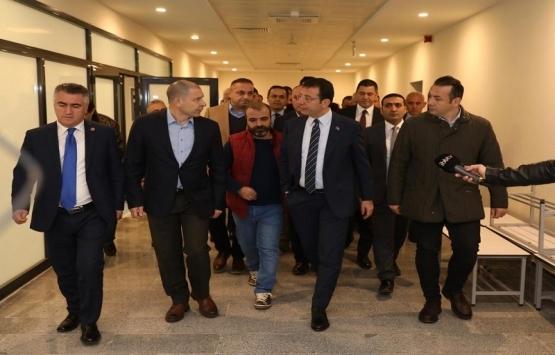 Ekrem İmamoğlu'ndan Cemal Kamacı Spor ve Kültür Merkezi talimatı!