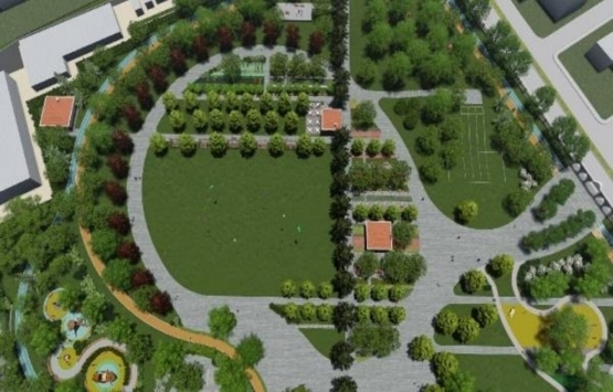TOKİ'den Van Tuşba'ya millet bahçesi müjdesi!