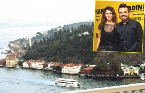 Kenan Doğulu stüdyosunu Sezen Aksu'nun Kanlıca'daki yalısının yanına taşıdı!