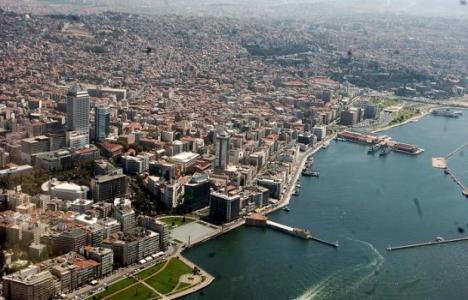 İzmir Pasaport sahili neden değerli?