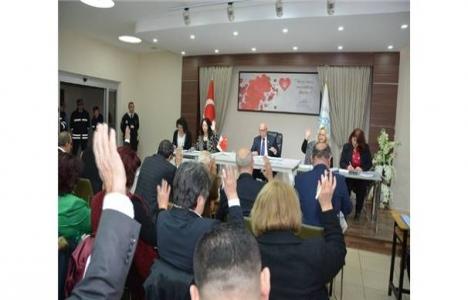 Tekirdağ Süleymanpaşa Belediyesi'nde imar konuşuldu!