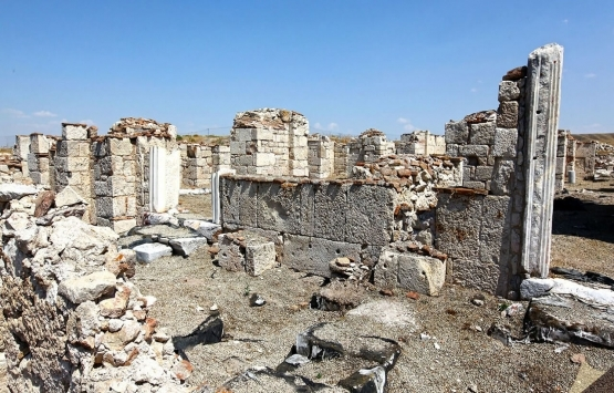 Amorium Antik Kenti için koruma amaçlı imar planı hazırlandı!